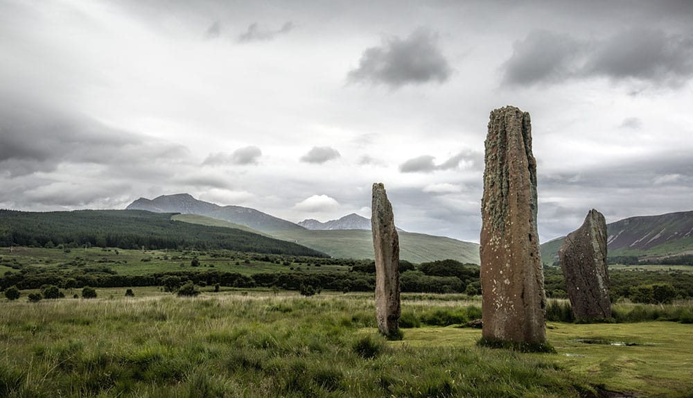 scotland island holiday