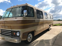 An RV from the 70's