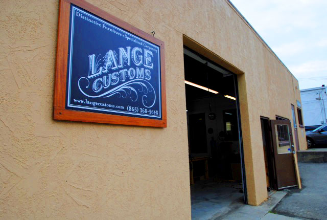Lange Customs Shop