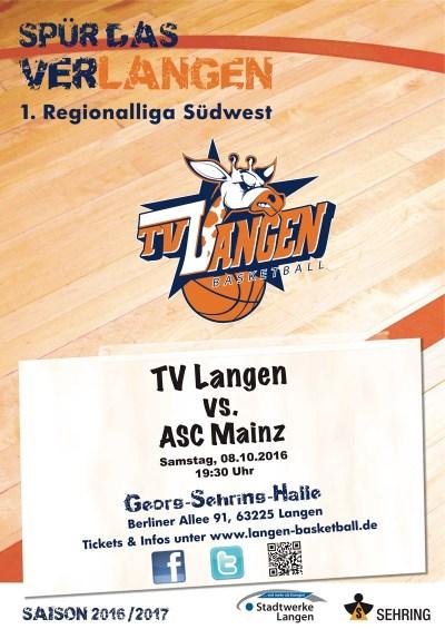 Aktuelles Basketball Plakat1