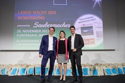 Lange Nacht der Bewerbung 2017 Graz
