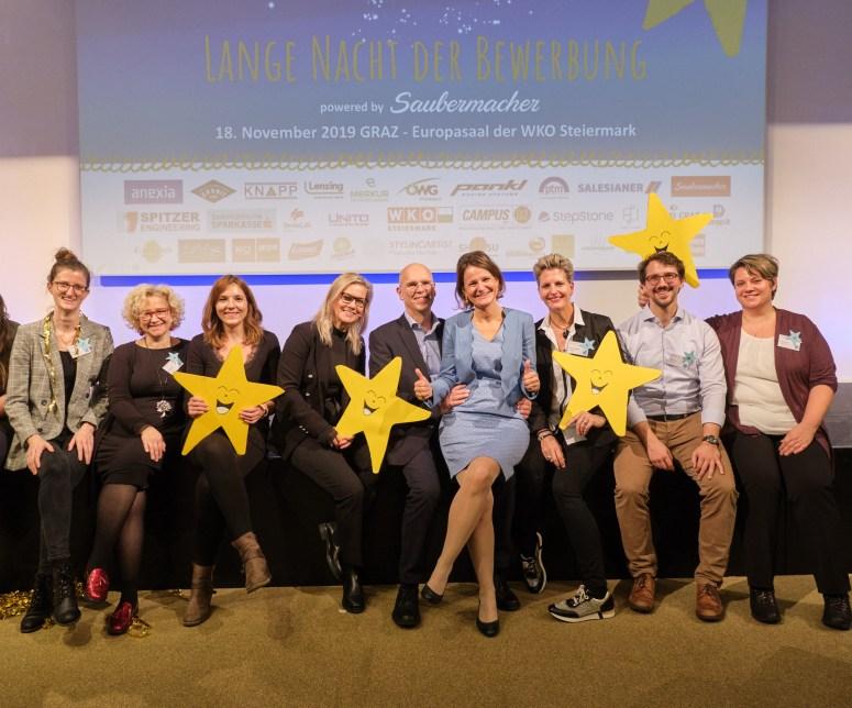 Lange Nacht der Bewerbung 2019 Graz 2