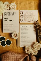 Boho Glamping Wedding at Under Canvas Smoky Mountains | Pampas Grass Ceremony Crescent Installation | Pigeon Forge Wedding | Chattanooga Wedding Flowers | Lang Floral Designs