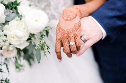 Blush and Mauve Wedding, Modern Simplicity, Howe Farms, Caressa Rogers Photography, Lang Floral Designs, Chattanooga Wedding Flowers, Henna Tattoo, Hindu Wedding, Mehndi