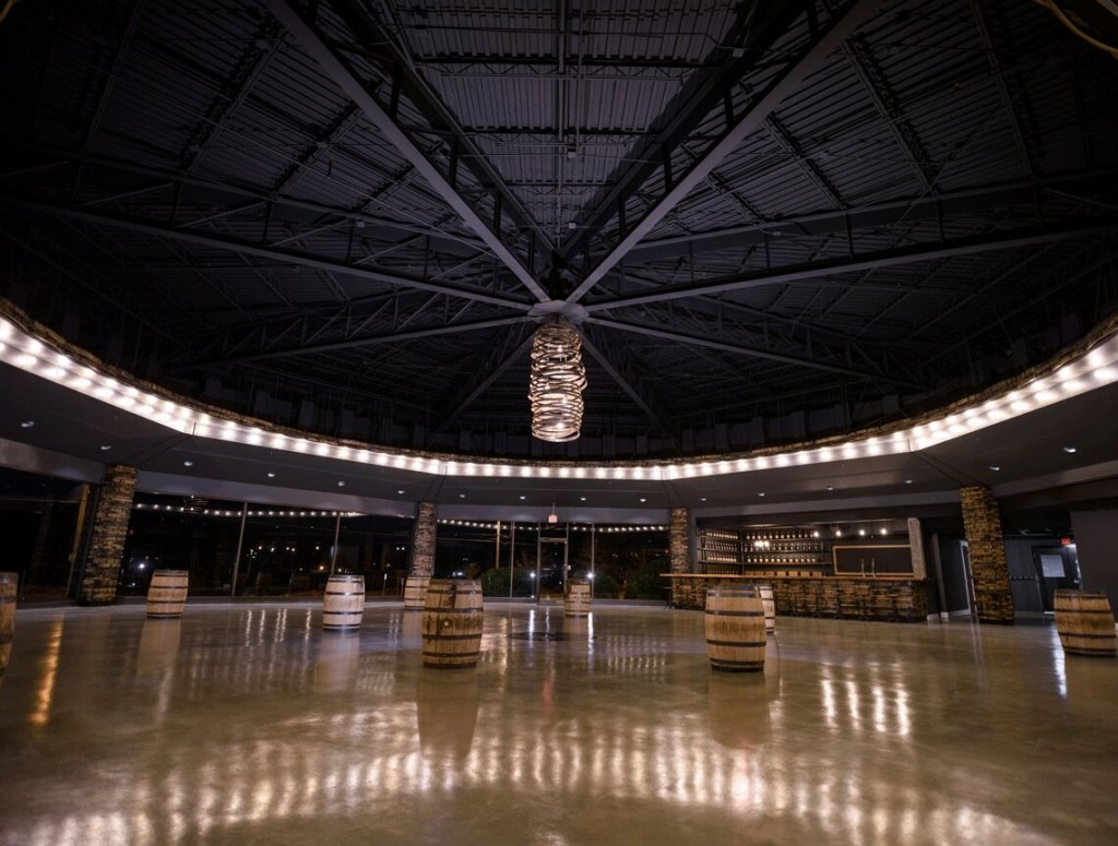 Chattanooga Whiskey Event Hall, Wedding Venue in TN, Tennessee Wedding Venue