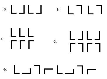 Transformation (Frieze) patterns