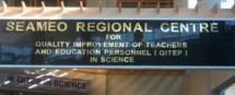 South East Asia Ministry of Education Organization/Organisasi Mentri Pendidikan Asia Tenggara. Kredit : Nggieng