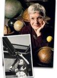 Vera Rubin, astronom perempuan kedua yang mendapat medali emas dari RAS. Kredit : Vassar