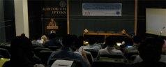 Pembukaan konferensi oleh Dekan FMIPA ITB.