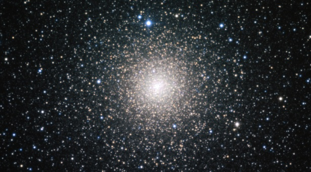 Gugus bola, gugus bintang-bintang tua. Kredit: ESO, F. Ferraro / Universitas Bologna