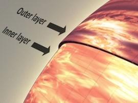 Anatomi atmosfer katai coklat. Kredit: NASA/JPL-Caltech