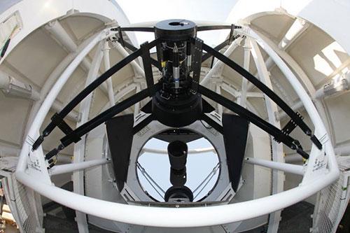 Inaugurasi teleskop 2 4 meter di observatorium nasional thailand