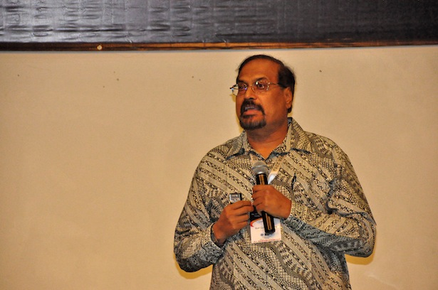Dr. Nat Gopalswamy. Kredit: M. Rayhan