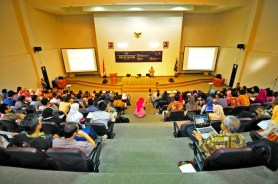 Suasana Kuliah Umum. Kredit: M. Rayhan