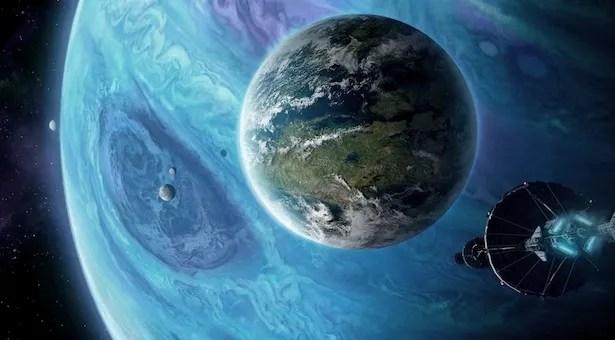 Pandora dala film Avatar. Kredit: wikia