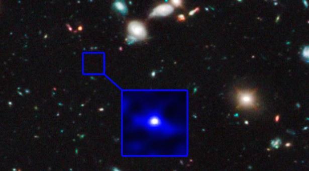 Mengapa teleskop bisa melihat galaksi jauh tapi tidak dengan