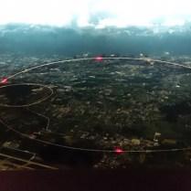 Lokasi CERN. Kredit: Wicak Soegijoko