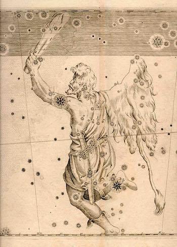 Mengapa Rigel Tidak Diberi Nama Alpha Orionis? | langitselatan