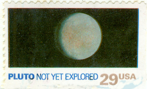 Perangko 29 sen terbitan Jawatan Pos Amerika Serikat