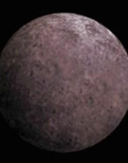 Ilustrasi Obyek 2007 OR10. Kredit: NASA