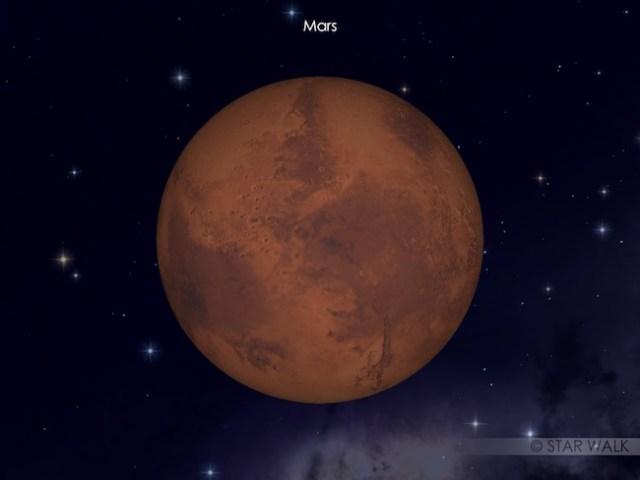 Mars. Pertunjukan utama di bulan Mei 2016.