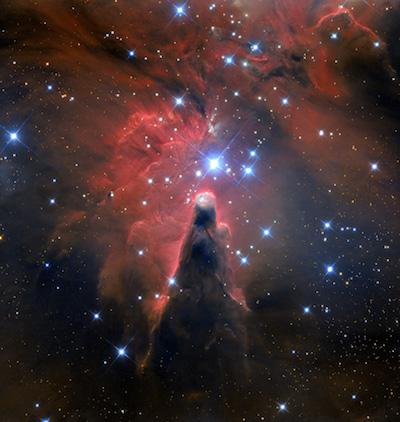 Nebula Cone. Kredit: Adam Block/Mount Lemmon SkyCenter/University of Arizona