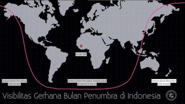 Visibilitas GBP 11 Februari 2017 dari Indonesia. Kredit: langitselatan