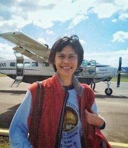 Premana W. Premadi, astronom perempuan Indonesia yang namanya diabadikan sebagai nama asteroid. Kredit: Premana W. Premadi