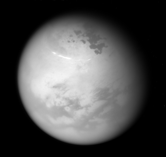 Titan. Kredit: NASA/JPL-Caltech/Space Science Institute