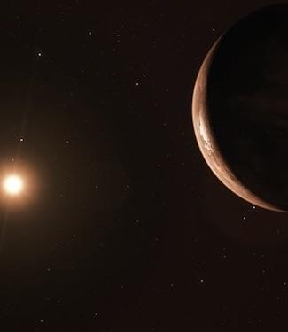 Barnard b, Planet Bumi Super di Bintang Barnard