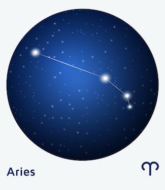 Aries, Domba Berbulu Emas di Langit Malam