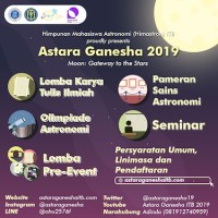 Astara Ganesha 2019: Gateway to The Stars
