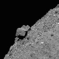 Catatan Perjalanan OSIRIS-REx di Asteroid Bennu