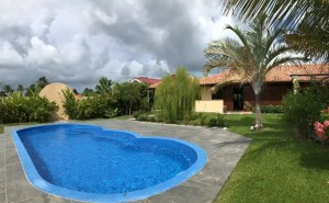 Pool and Garden View | Bayly Villa Langkawi | Villa with Pool for Rent | Langkawi Real Estate