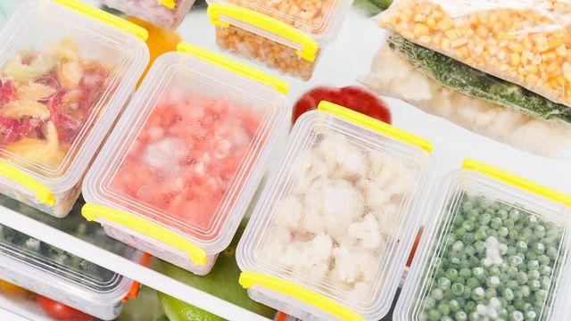 Bisnis makanan beku atau frozen food