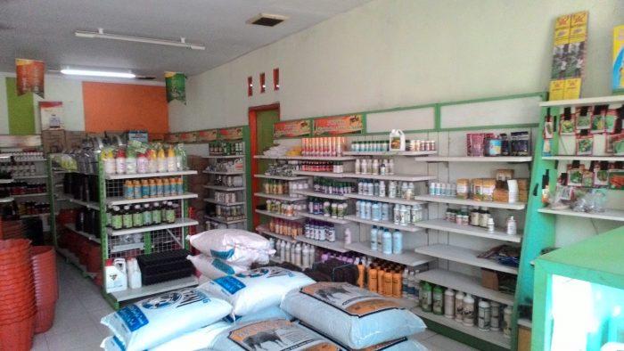 Bisnis obat tanaman dan pupuk