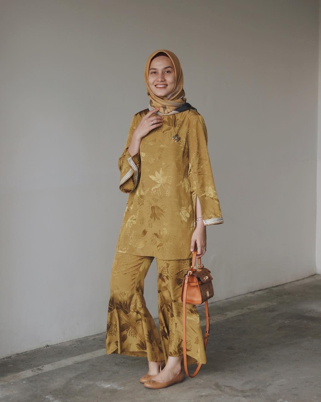 Outfit Hijab Ke Pantai - langkung.com