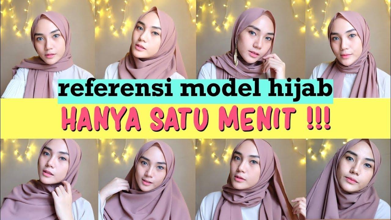 8 tutorial hijab pashmina termudah dan cepat tutorial hijab untuk pemula raniekarlina