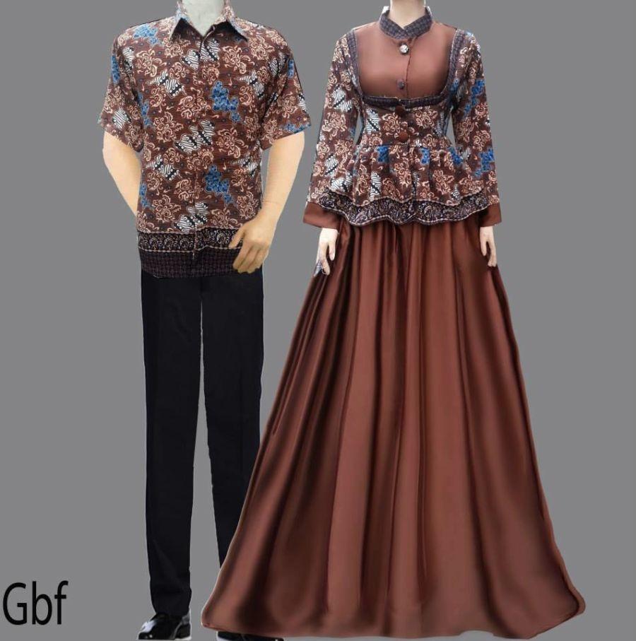 ❤️ Alternatif Model Gamis Batik Pesta Yang Bisa Anda Coba - Langkung