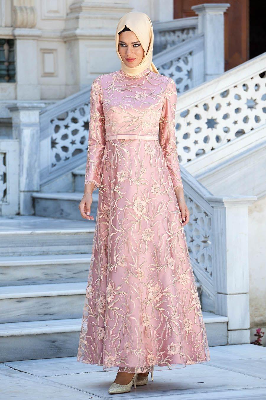 Dress pesta simple dan cantik