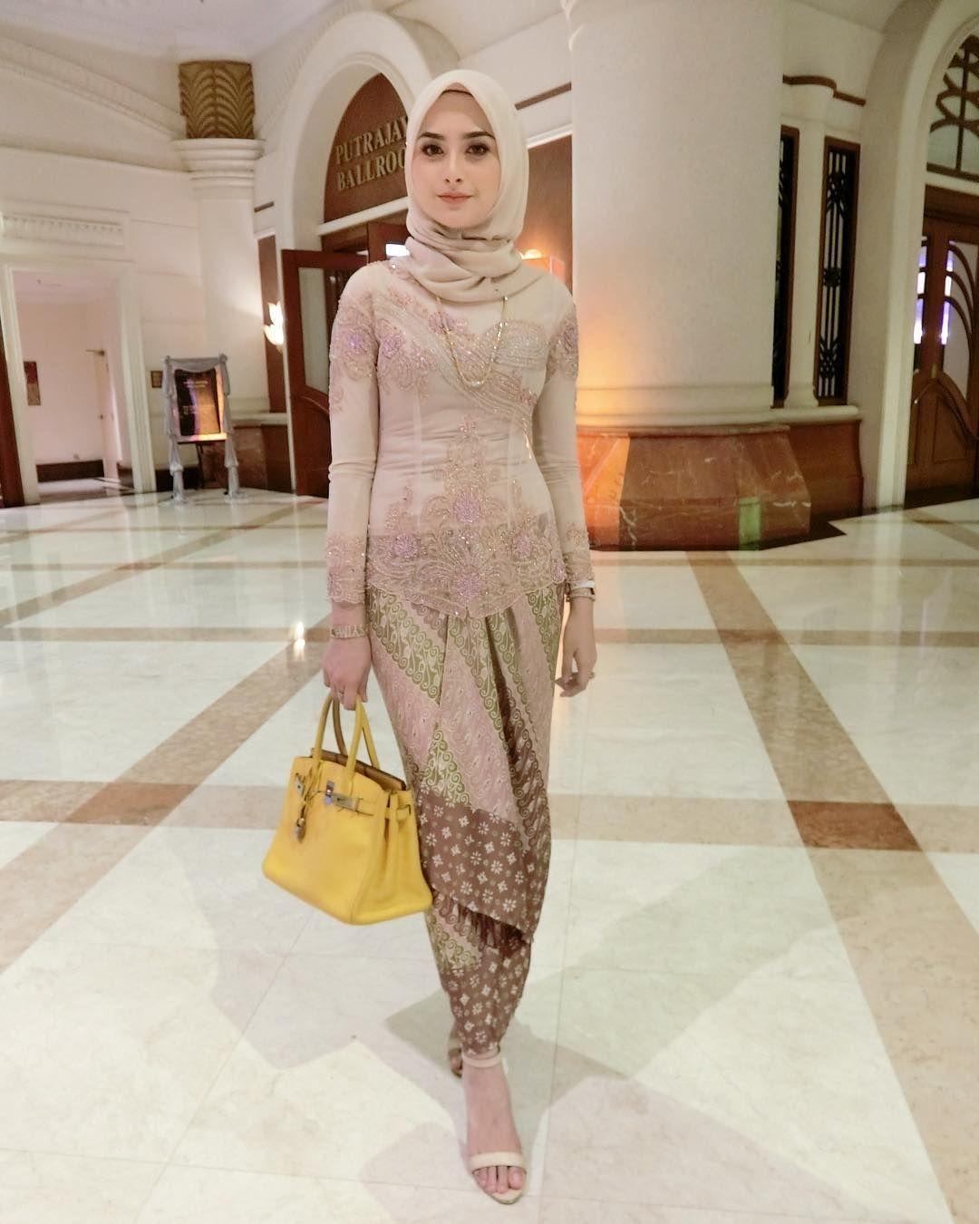 Model Kebaya Hijab Modern - langkung.com