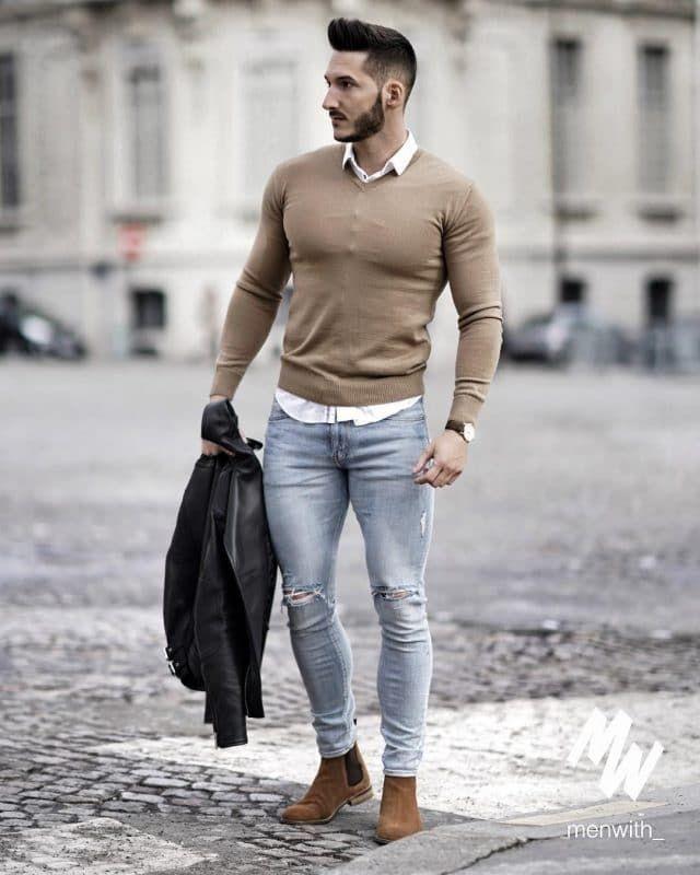51 business casual men outfits die sie im winter jeden