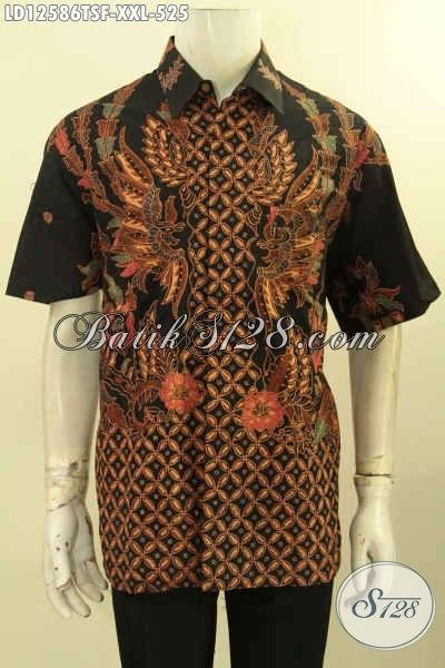 baju batik jumbo motif bagus tren masa kini jenis tulis