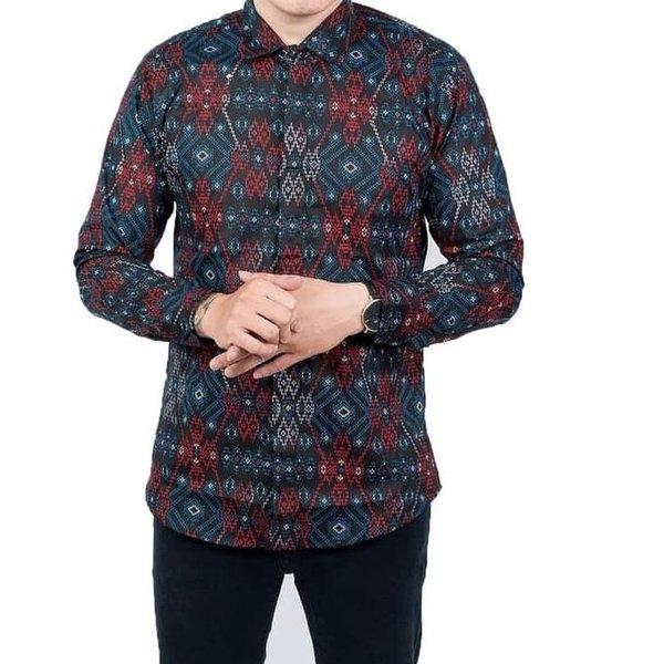 baju batik pria 2019 adimerdeka