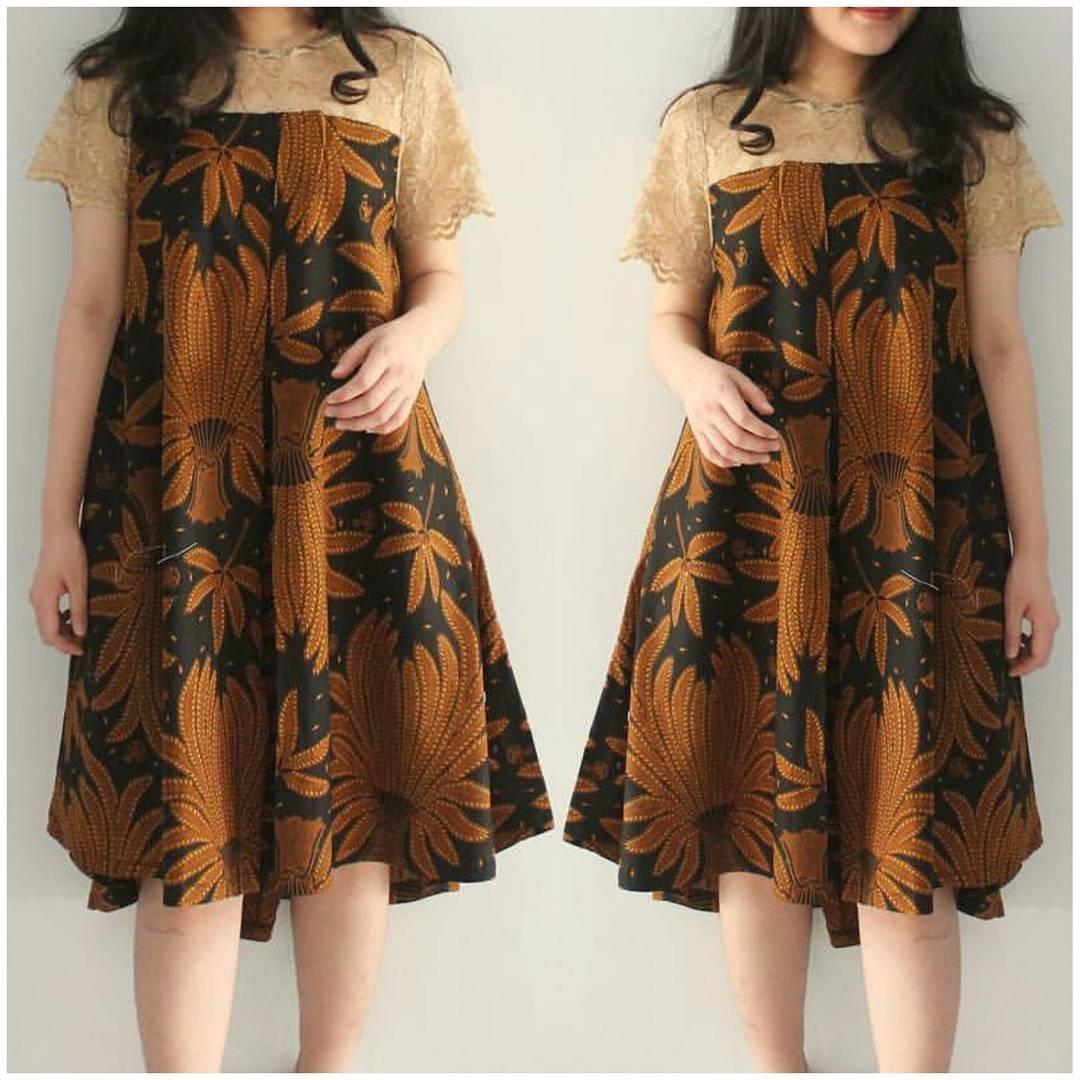 best model baju batik modern dress dalam membuat kebaya