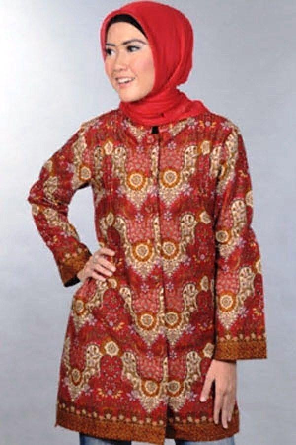 contoh batik muslim contoh 84