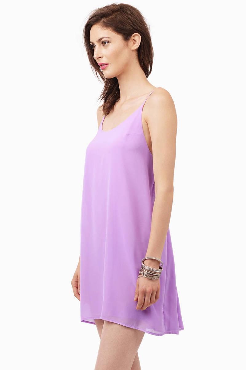 lavender day dress purple dress lace up dress 4800