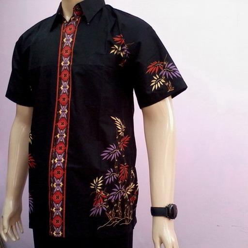 model baju batik pria desain terbaru dan bagus resep