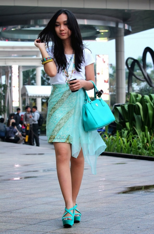 model baju batik wanita modern terbaru batik tulis indonesia 1