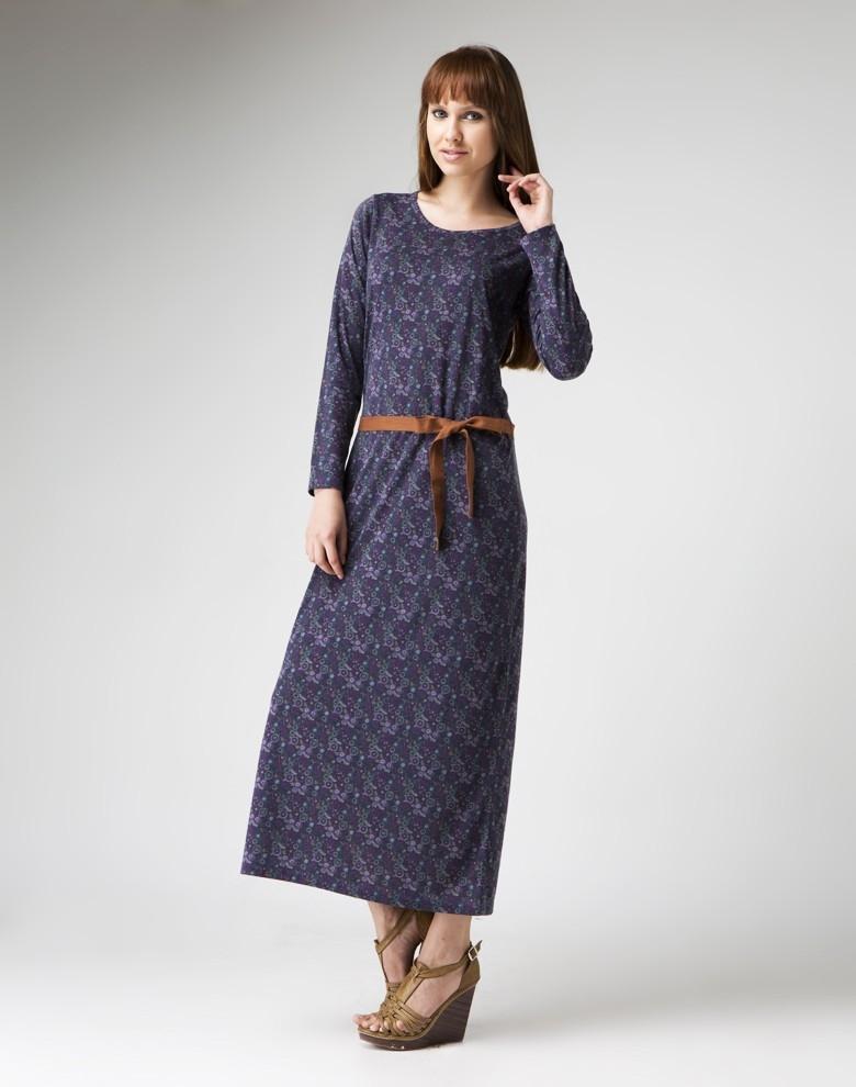 model baju dress panjang dengan desain yang cantik